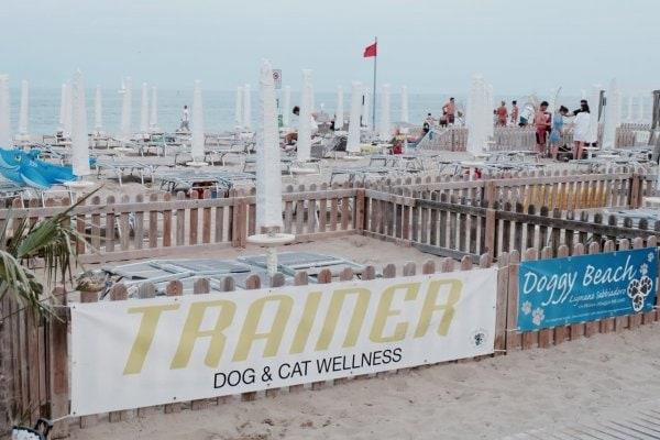 Hundestrände in Lignano